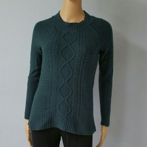 Merona Forest Green sweater. Size XS/TP
